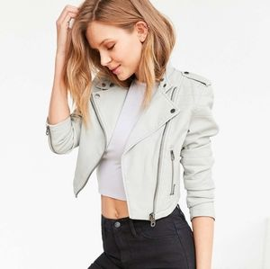 Jackets & Blazers - Urban Outfitters Members Only Highlow moto